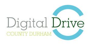 Business Durham - Digital Drive logo