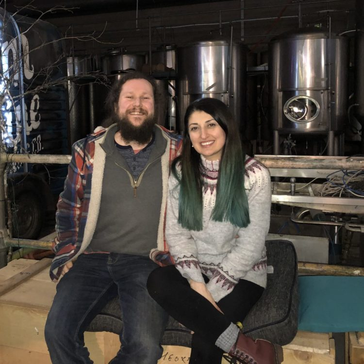 Steam Machine Brewing Company