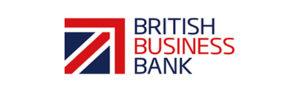 British Business Bank - Start up logo