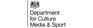 Department for Culture Media & Sport logo