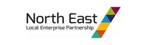 North East Local Enterprise Partnership logo