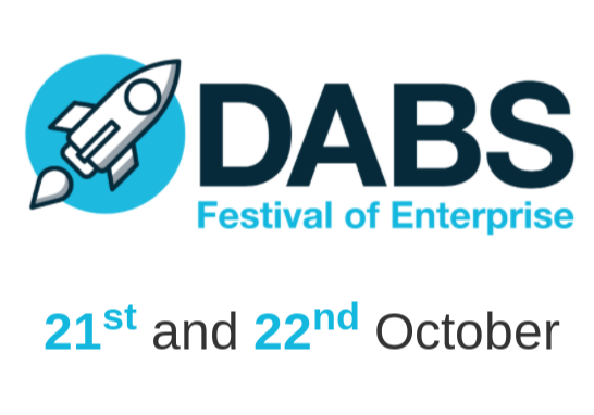 Only two weeks until virtual DABS Festival of Enterprise