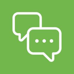 Business advice icon