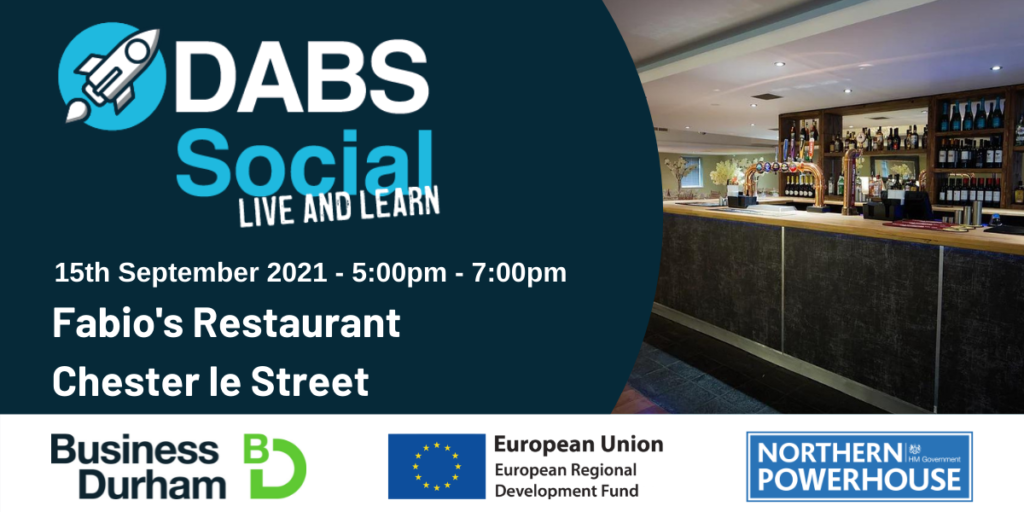 DABS Social Live and Learn September banner
